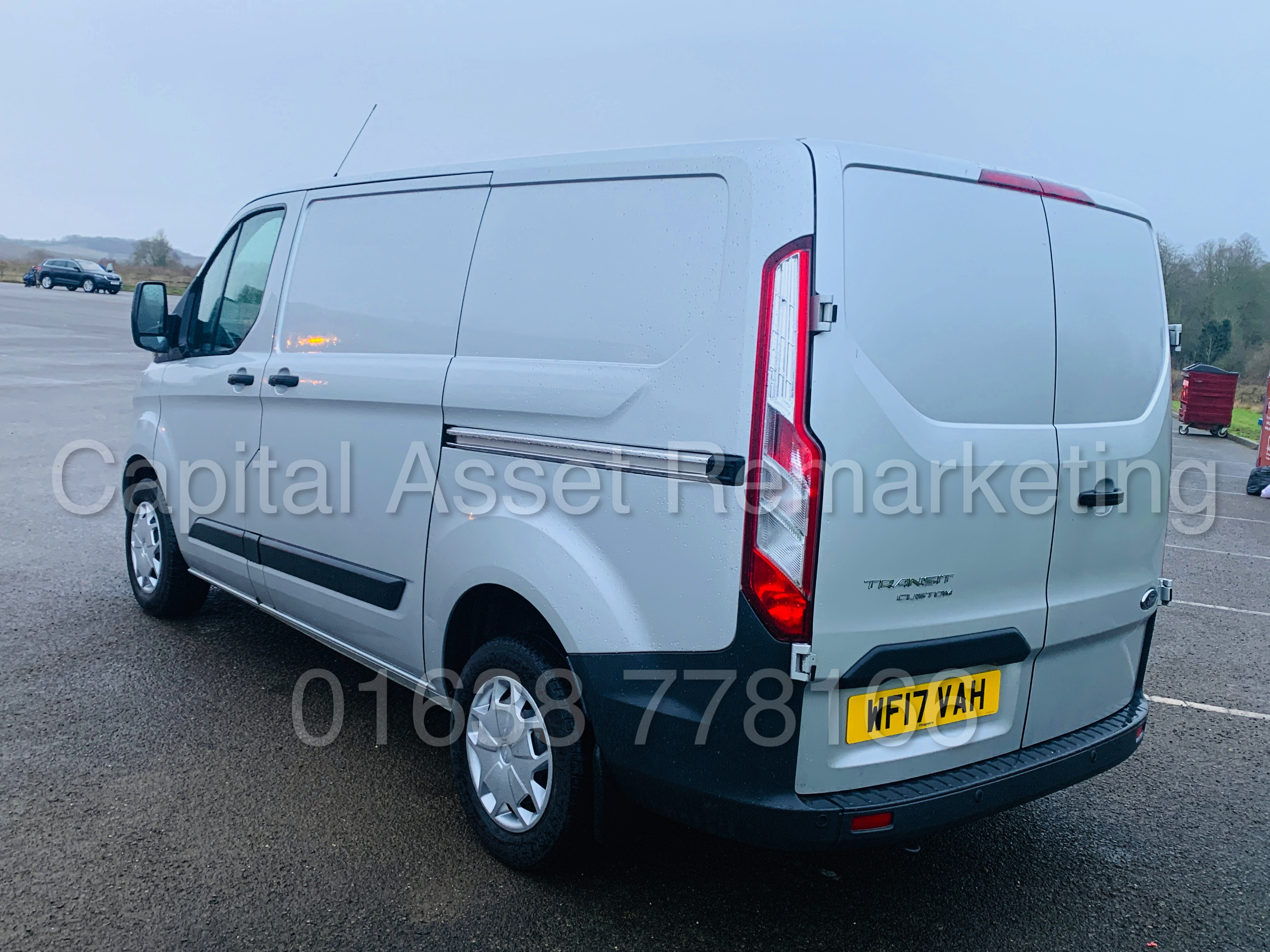 (On Sale) FORD TRANSIT *TREND* 290 SWB (2017 - EURO 6 / AD-BLUE) '2.0 TDCI - 130 BHP - 6 SPEED' - Image 9 of 41