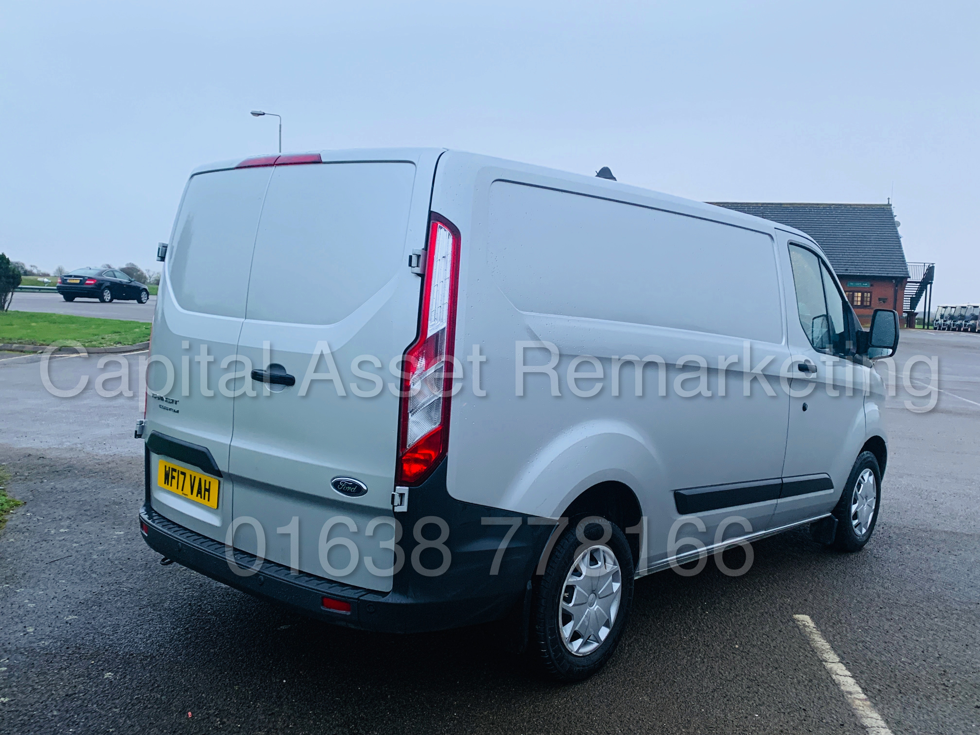 (On Sale) FORD TRANSIT *TREND* 290 SWB (2017 - EURO 6 / AD-BLUE) '2.0 TDCI - 130 BHP - 6 SPEED' - Image 11 of 41