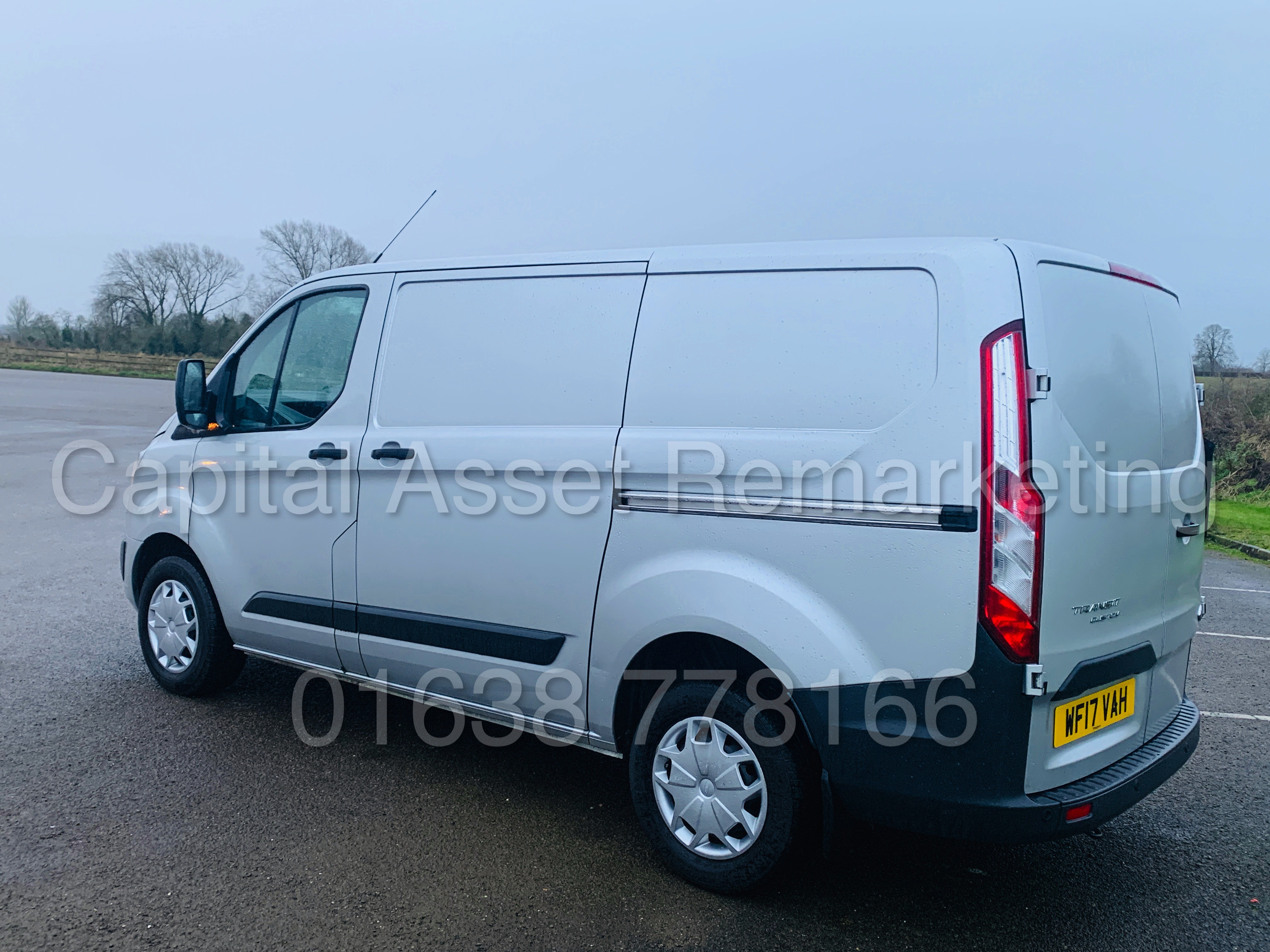 (On Sale) FORD TRANSIT *TREND* 290 SWB (2017 - EURO 6 / AD-BLUE) '2.0 TDCI - 130 BHP - 6 SPEED' - Image 8 of 41