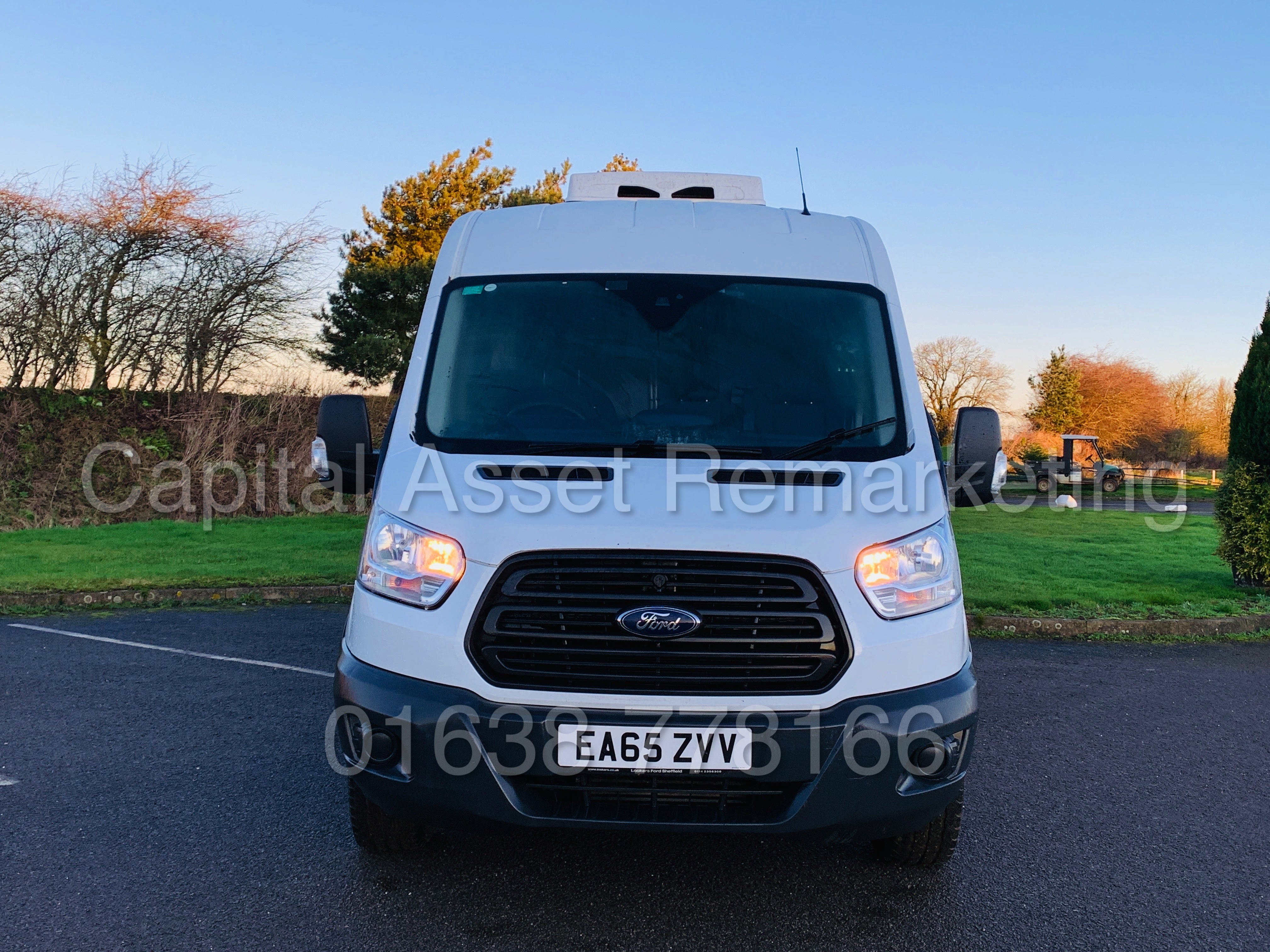 (On Sale) FORD TRANSIT T350 *LWB - REFRIGERATED VAN* (65 REG) '2.2 TDCI -125 BHP- 6 SPEED' (1 OWNER) - Image 4 of 43
