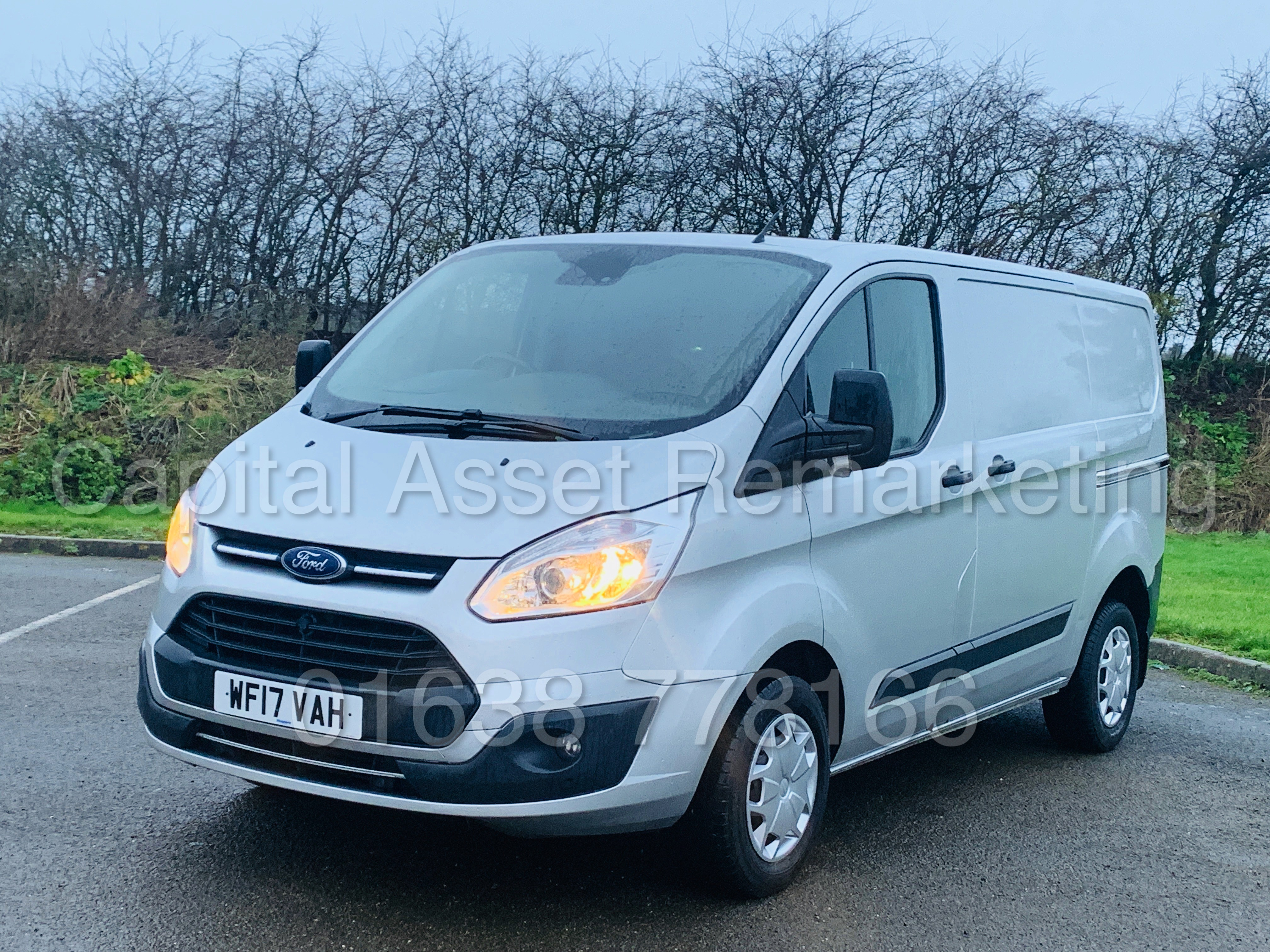 (On Sale) FORD TRANSIT *TREND* 290 SWB (2017 - EURO 6 / AD-BLUE) '2.0 TDCI - 130 BHP - 6 SPEED' - Image 5 of 41