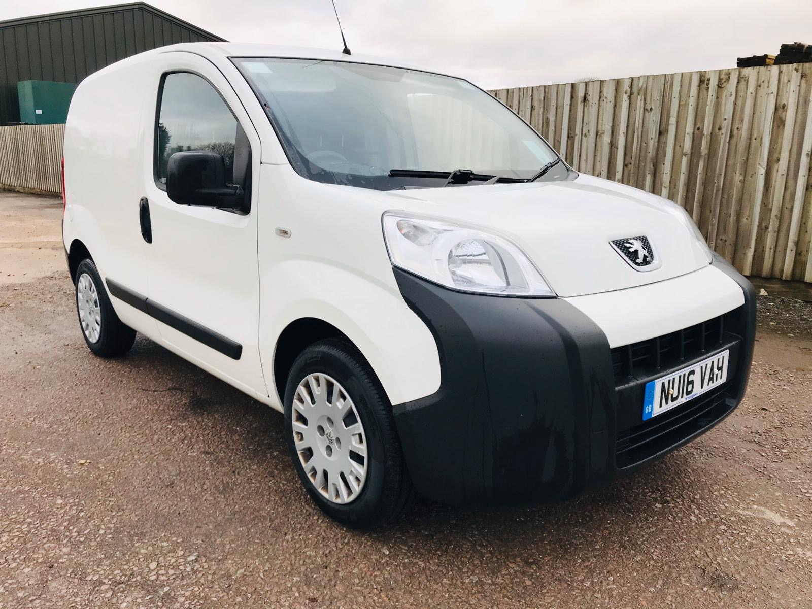 """(ON SALE) PEUGEOT BIPPER 1.3""""HDI"""" PROFESSIONAL - 2016 MODEL - 1 OWNER - FSH - AIR CON - SLD - Image 6 of 13"""