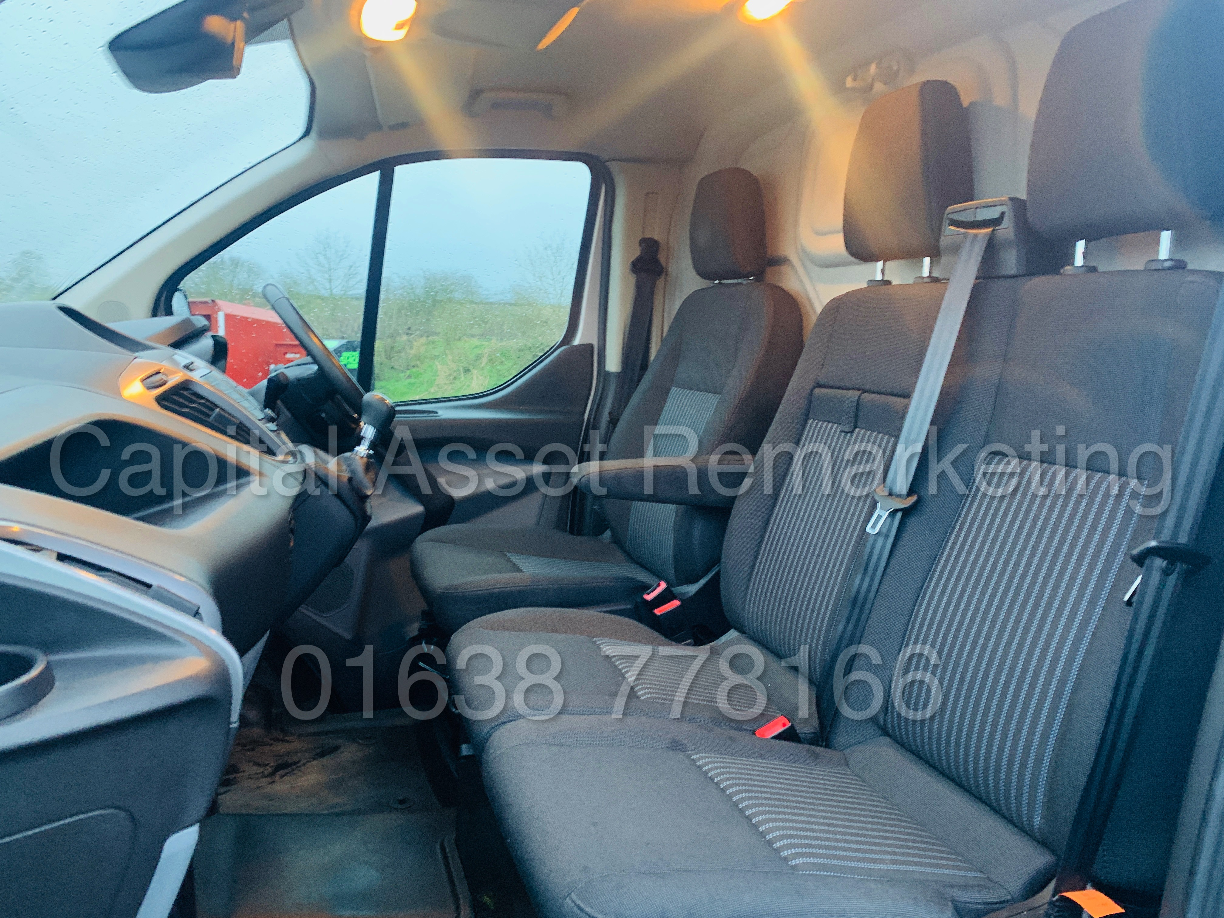 (On Sale) FORD TRANSIT *TREND* 290 SWB (2017 - EURO 6 / AD-BLUE) '2.0 TDCI - 130 BHP - 6 SPEED' - Image 19 of 41