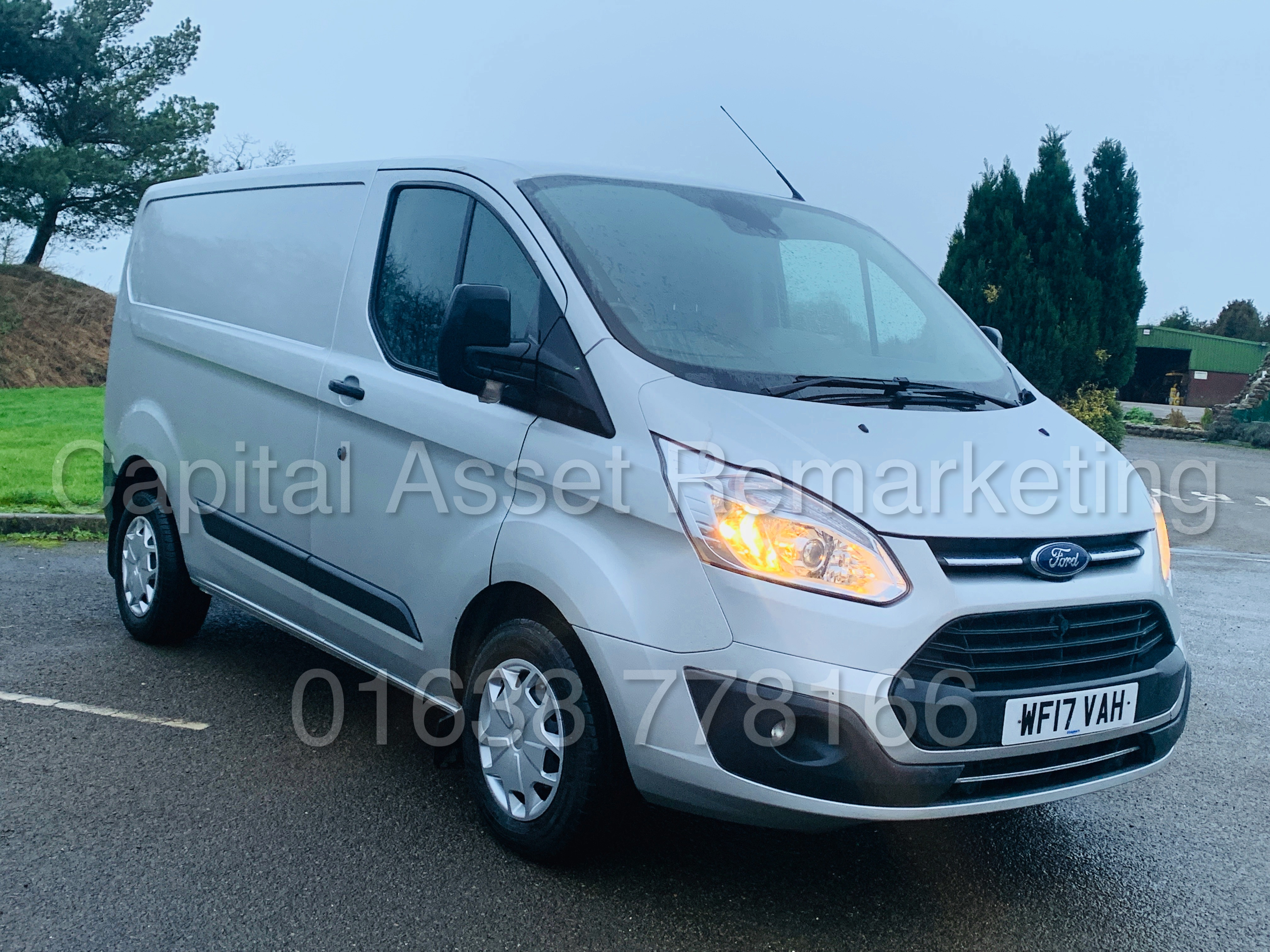 (On Sale) FORD TRANSIT *TREND* 290 SWB (2017 - EURO 6 / AD-BLUE) '2.0 TDCI - 130 BHP - 6 SPEED' - Image 3 of 41