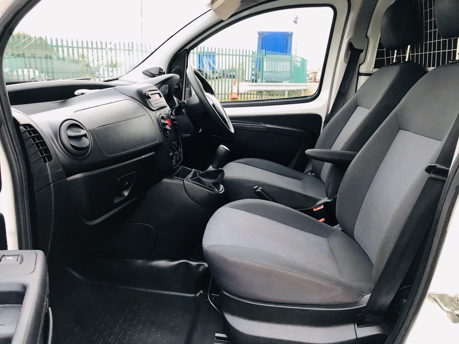 """(ON SALE) PEUGEOT BIPPER 1.3""""HDI"""" PROFESSIONAL - 2016 MODEL - 1 OWNER - FSH - AIR CON - SLD - Image 12 of 13"""