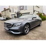 "ON SALE MERCEDES E220d ""SPECIAL EQUIPMENT"" 9G-TRONIC (2019 MODEL) *GREAT SPEC*SAT NAV - LEATHER"