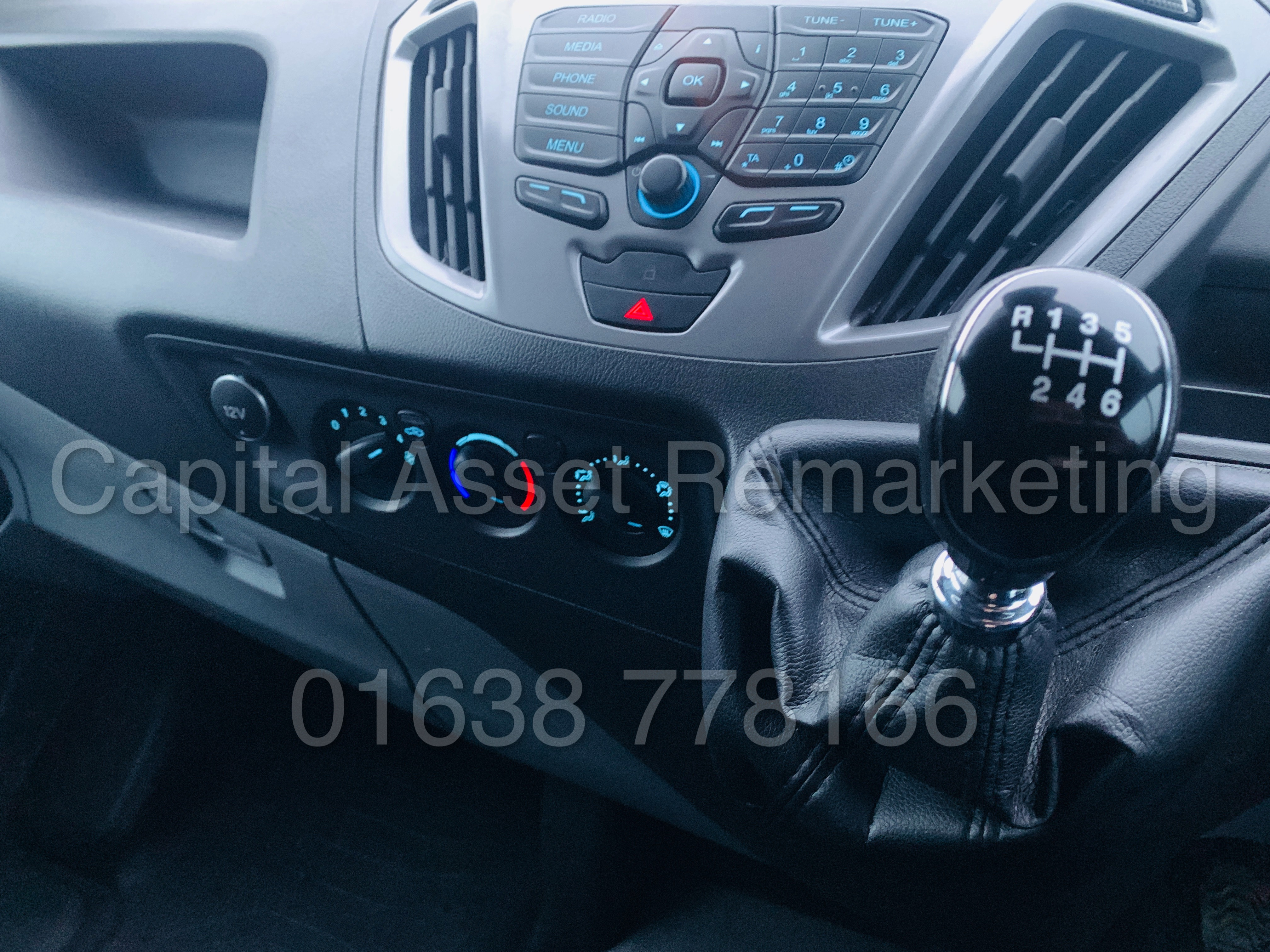 (On Sale) FORD TRANSIT *TREND* 290 SWB (2017 - EURO 6 / AD-BLUE) '2.0 TDCI - 130 BHP - 6 SPEED' - Image 36 of 41