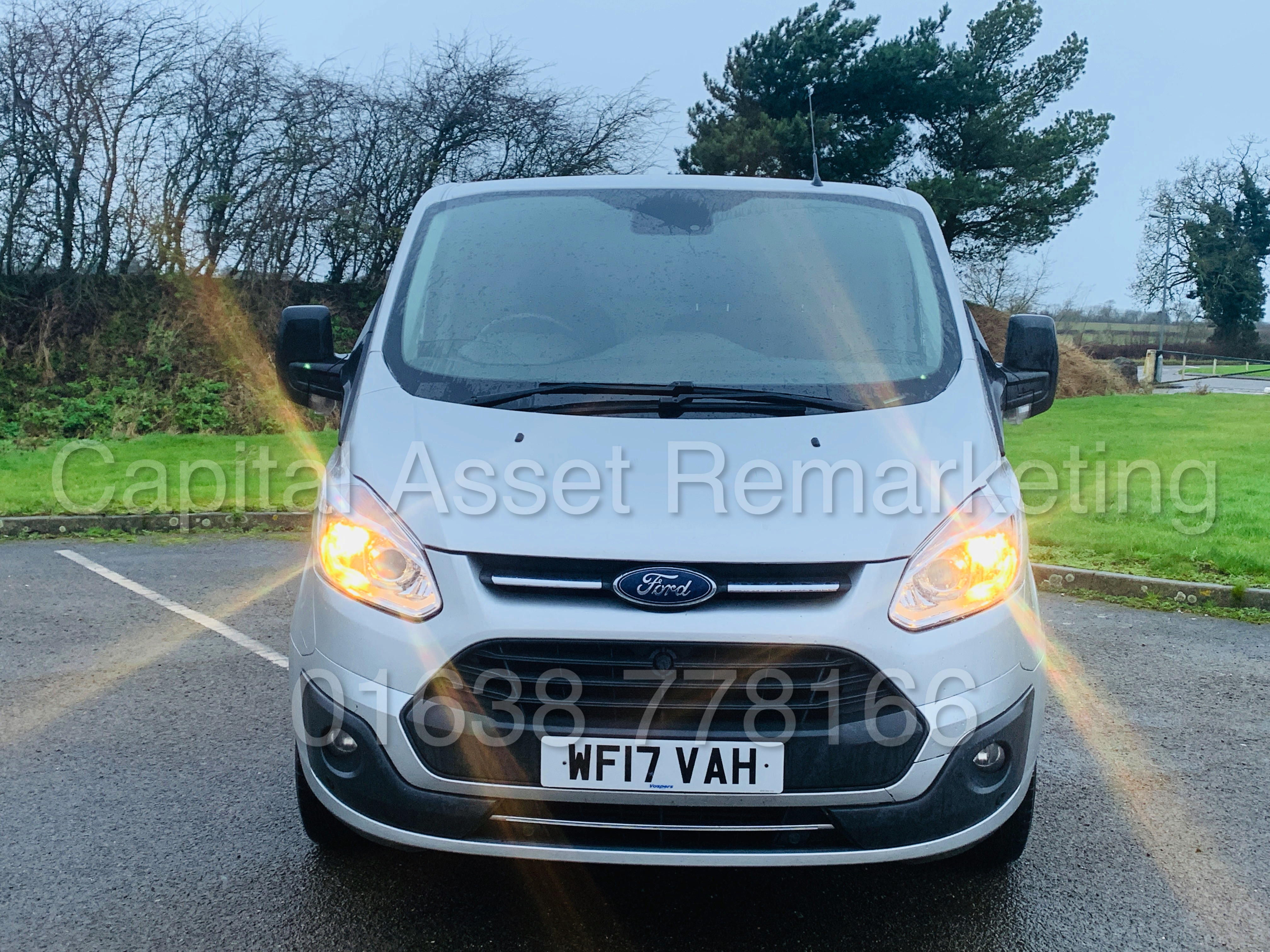 (On Sale) FORD TRANSIT *TREND* 290 SWB (2017 - EURO 6 / AD-BLUE) '2.0 TDCI - 130 BHP - 6 SPEED' - Image 4 of 41