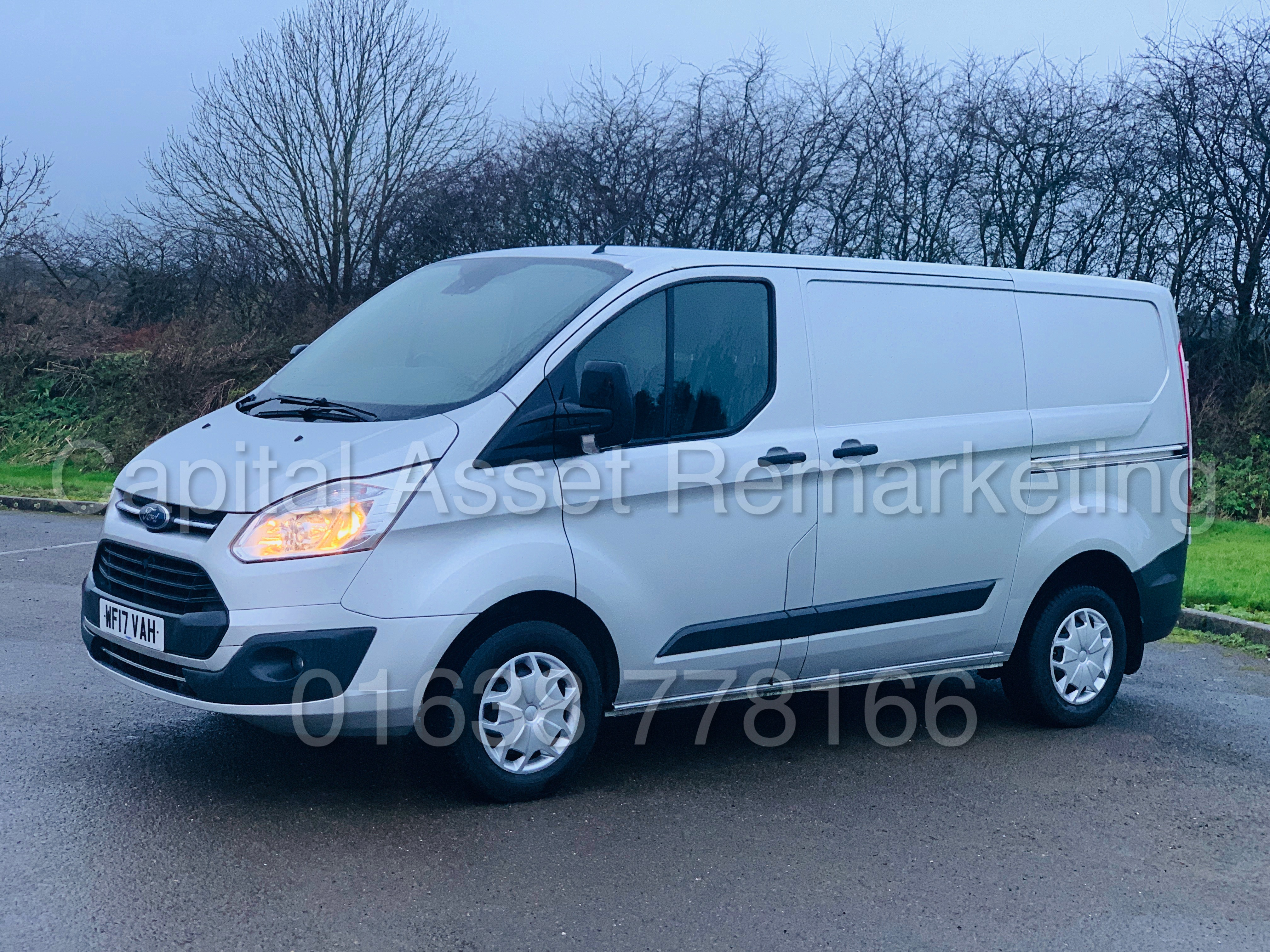 (On Sale) FORD TRANSIT *TREND* 290 SWB (2017 - EURO 6 / AD-BLUE) '2.0 TDCI - 130 BHP - 6 SPEED' - Image 7 of 41