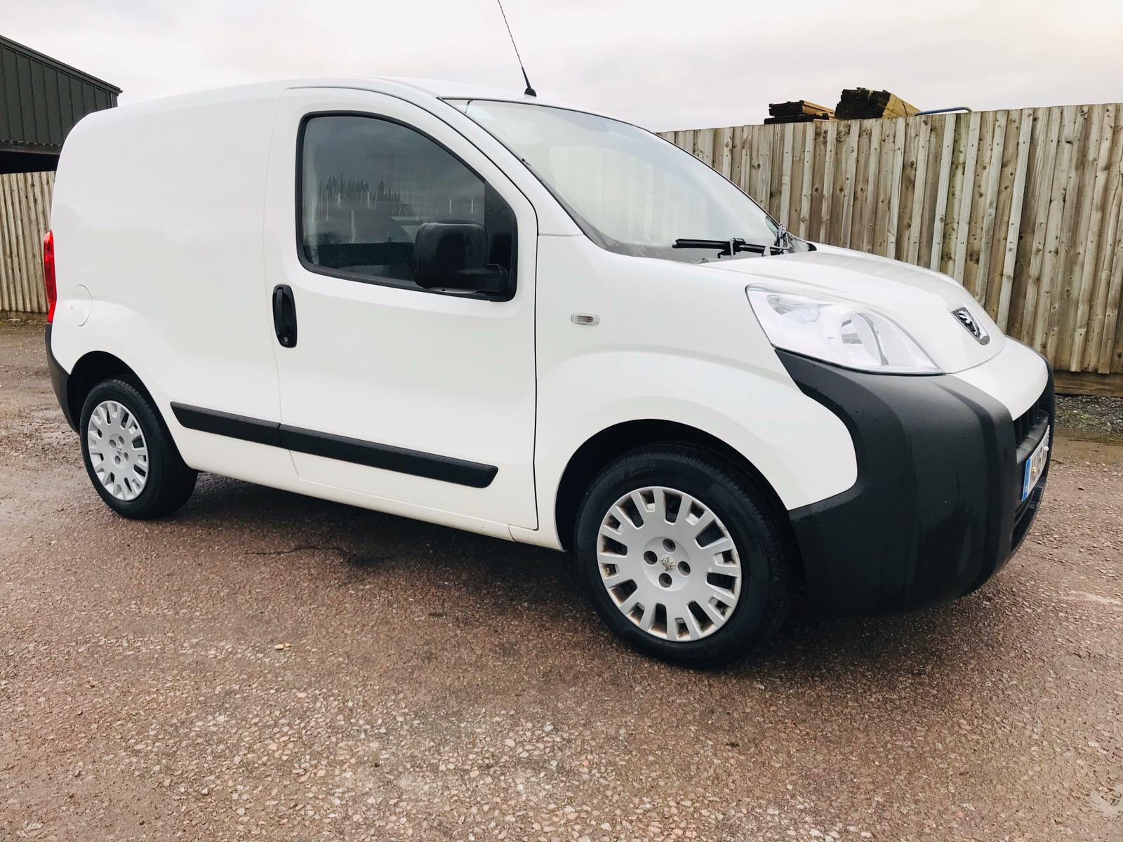 """(ON SALE) PEUGEOT BIPPER 1.3""""HDI"""" PROFESSIONAL - 2016 MODEL - 1 OWNER - FSH - AIR CON - SLD - Image 5 of 13"""