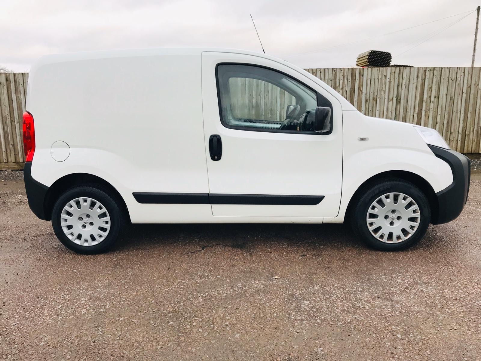 """(ON SALE) PEUGEOT BIPPER 1.3""""HDI"""" PROFESSIONAL - 2016 MODEL - 1 OWNER - FSH - AIR CON - SLD"""