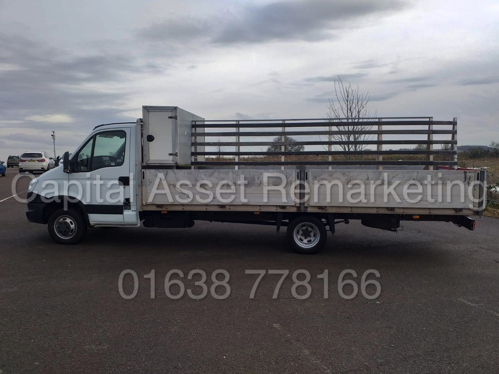IVECO DAILY 35C13 *XLWB - ALLOY DROPSIDE* (2014 MODEL) '2.3 DIESEL - 127 BHP - AUTOMATIC' (3500 KG) - Image 5 of 20