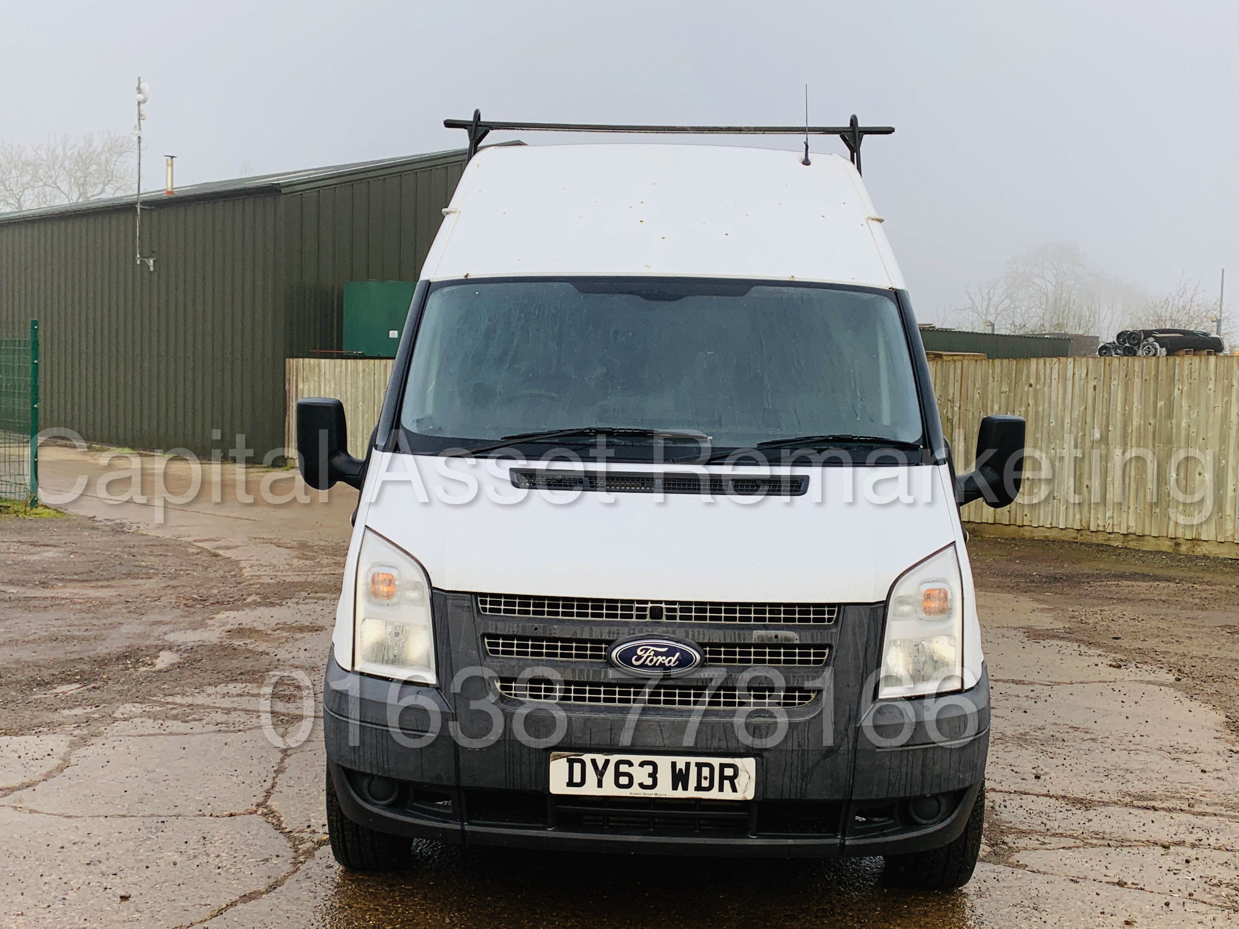 FORD TRANSIT T350 *LWB - 7 SEATER MESSING UNIT* (2014 MODEL) '2.4 TDCI - 6 SPEED' *ON BOARD TOILET* - Image 4 of 44