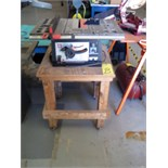 TABLE TOP TABLE SAW