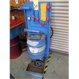 PRESSURIZED BEARING CLEANER, CUSTOM, 10 gal. drum, on cart (used for cleaning bearings/grease)