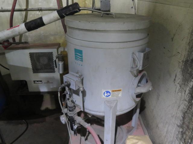Lot 76 - 2010 Flow MACH4 4020b mdl. 044917 5-Axis Dynamic XD CNC Waterjet Contour Machine s/n 447571 w/