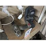 """LOT - PORTER CABLE 878 1/2"""" CORDLESS DRILL/DRIVER W/ CHARGER AND (2) BATTERIES"""
