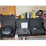 SPX POWER TEAM 9562 MANIFOLD, 10,000 PSI, W/ (2) LOKRING LOKTOOL KITS