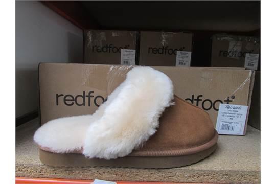 zippyboot womens sheepskin slippers