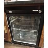 1 x IMC Ventus V60 Single Door Bottle Cooler - H90 x W60 x D500 cms - Ref PA159 - CL463 -