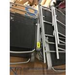 Lot 10 - 5 x Garden Chairs & 1 x Recliner Chair - Y3