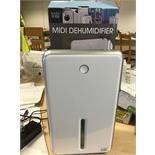 Lot 205 - 3 x Midi Dehumidifier