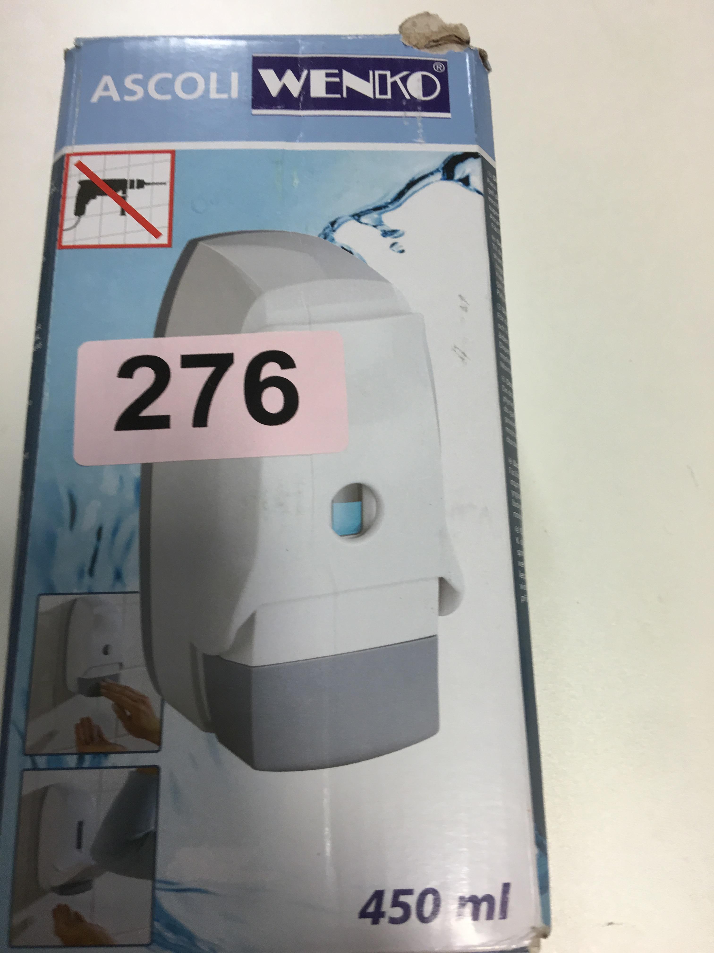 Lot 42 - Wenko Soap Dispender - P276