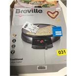 Lot 50 - Breville Crepe Maker - Y31