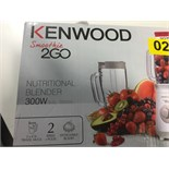 Lot 37 - Kenwood Smoothie 2 Go - Y20