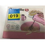 Lot 36 - Breville Strawberry Cream Hand Mixer - Y19