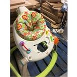 Lot 21 - Fisher Price Baby Chair - Y10