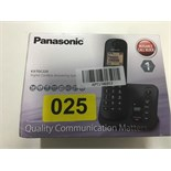 Lot 44 - Panasonic Cordless Phone - Y25