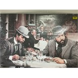 Lot 11 - Gangster Dinner Party XL Canvas - Y4
