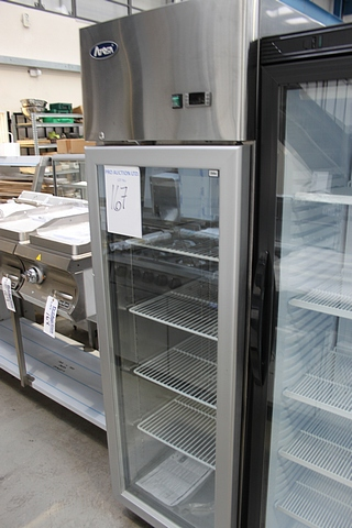 Auction id 19826 lot number 167 atosa ycf9401 single for 1 door display chiller