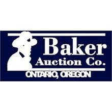 Baker Auction  logo