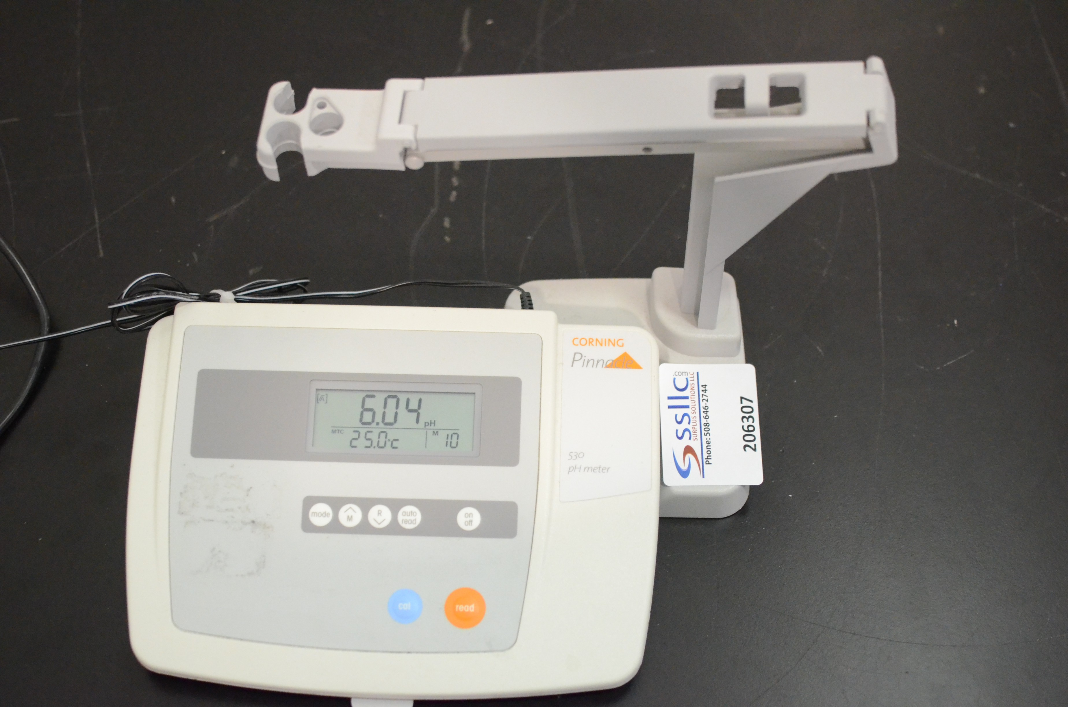 Lot 237 - Corning Pinnacle 530 PH Meter
