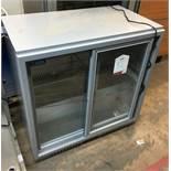2 Door Under-Counter Refrigerator