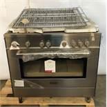 Delonghi 6 Hob Gas Cooker