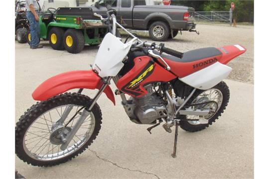2002 HONDA 80 XR80R JH2HE01042K101320 Dirt Bike, Sold With A Bill Of Sale  Only