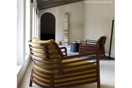 1 x LIGNE ROSET Flax Highback Chair - Ref: 4927071 - Please