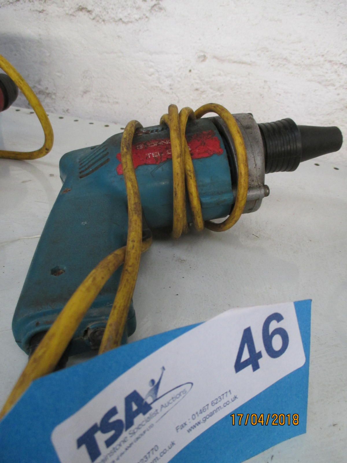 Lot 46 - 1 No. Makita Screwdriver 110v