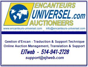 Lot 0 - Assistance technique /Technical assistance: 514-941-2728 - support@ejtweb.com