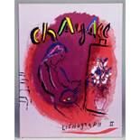 Marc Chagall - Fernand Mourlot und Charles Sorlier. Chagall Lithograph II. 1957-1962. Monte Carlo,