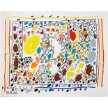 Pablo Picasso - Jaime Sabartés. »A los toros« mit Picasso. Monte-Carlo, André Sauret 1961. Mit