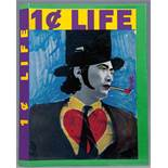 Walasse Ting. One Cent Life. Edited by Sam Francis. Bern, Kornfeld 1964. Mit 62 Farblithographien,