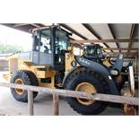"HIGH-LIFT WHEEL LOADER, JOHN DEERE 544K, new 2007, diesel, Wickler 6' x 8"" forks, S/N DW544KZ627427"
