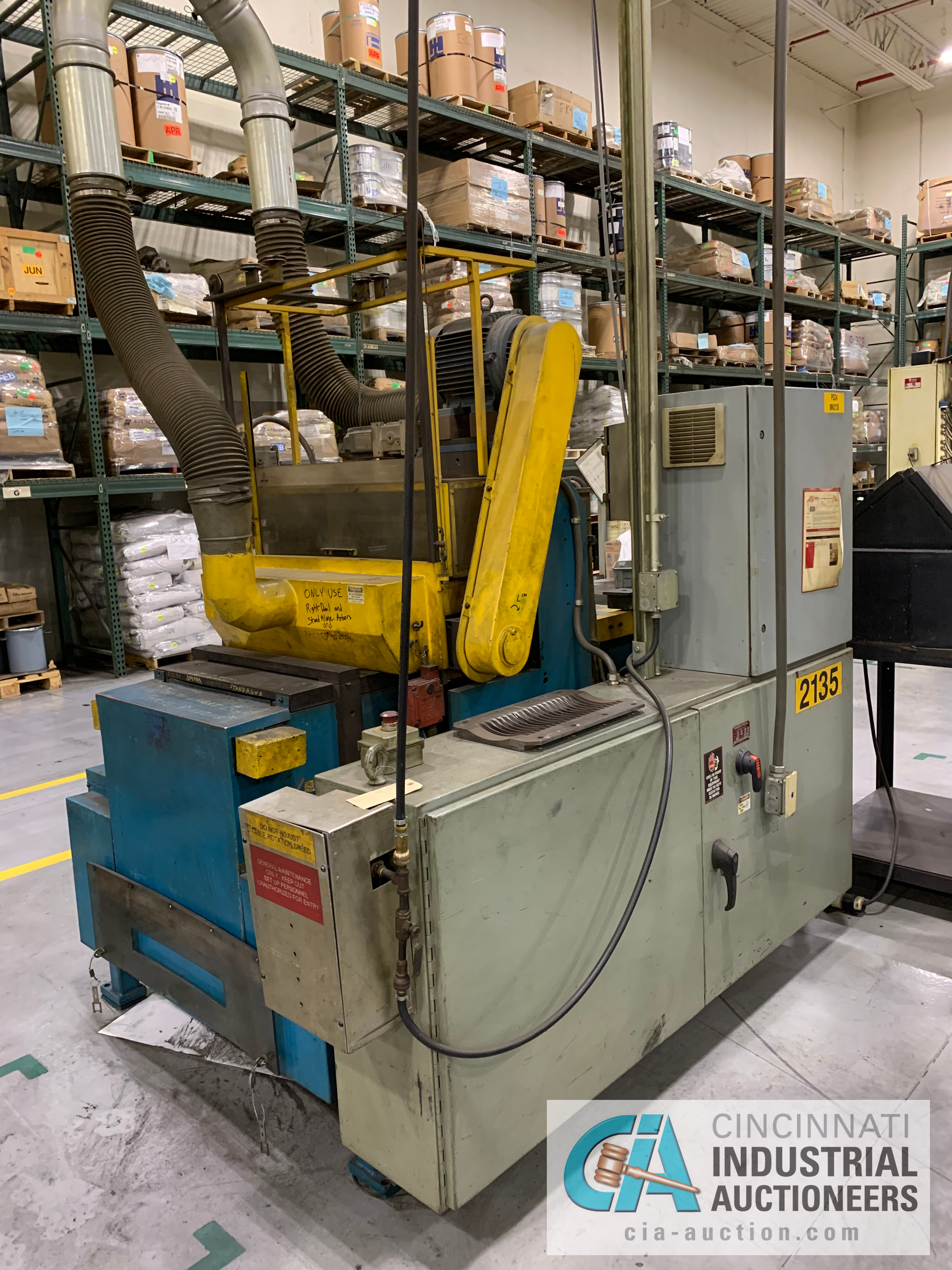 CORSTEEL MANUAL GROOVER; 14 HP **RIGGING FEE DUE TO SHOEMAKER $500.00** - Image 5 of 7