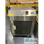 DIMPLEX THERMAL SOLUTIONS MODEL JHI-1000-M KOOLANT KOOLERS CHILLER; S/N W020290-001 (2015) **RIGGING