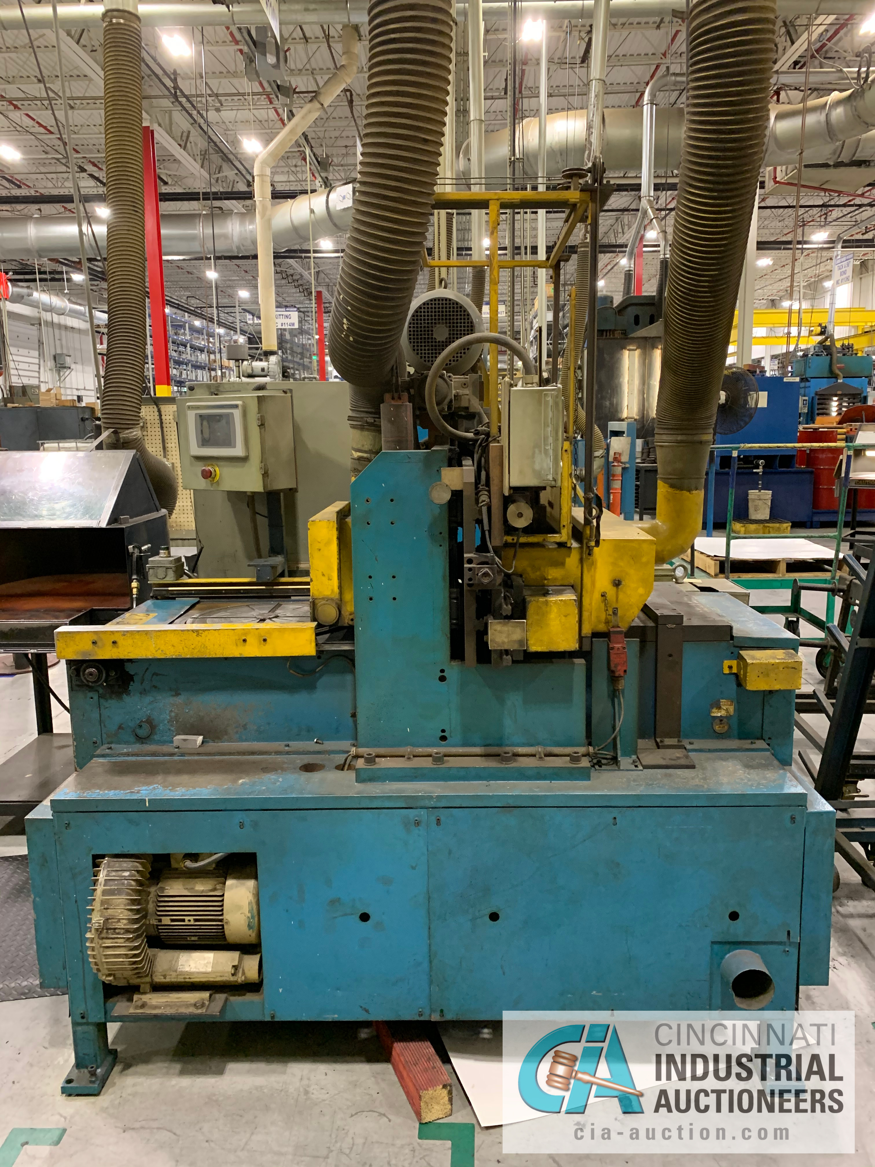CORSTEEL MANUAL GROOVER; 14 HP **RIGGING FEE DUE TO SHOEMAKER $500.00** - Image 3 of 7