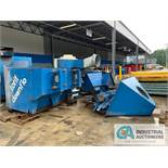 DONALDSON TORIT DFT2-16 DUST COLLECTOR; S/N IG347341-001, 15HP **RIGGING FEE DUE TO SHOEMAKER